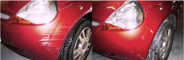Car Scratch Repair Fareham