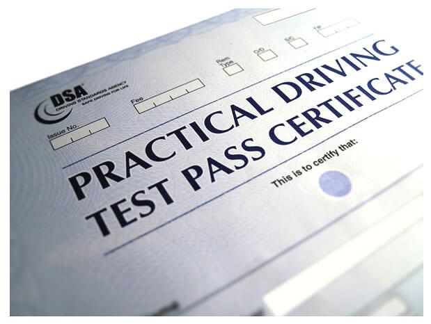 Driving test changes: 4 December 2017