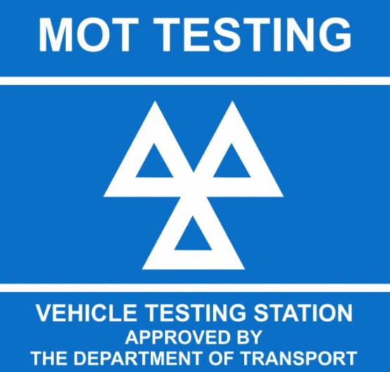 MOT DUE IN SEPTEMBER