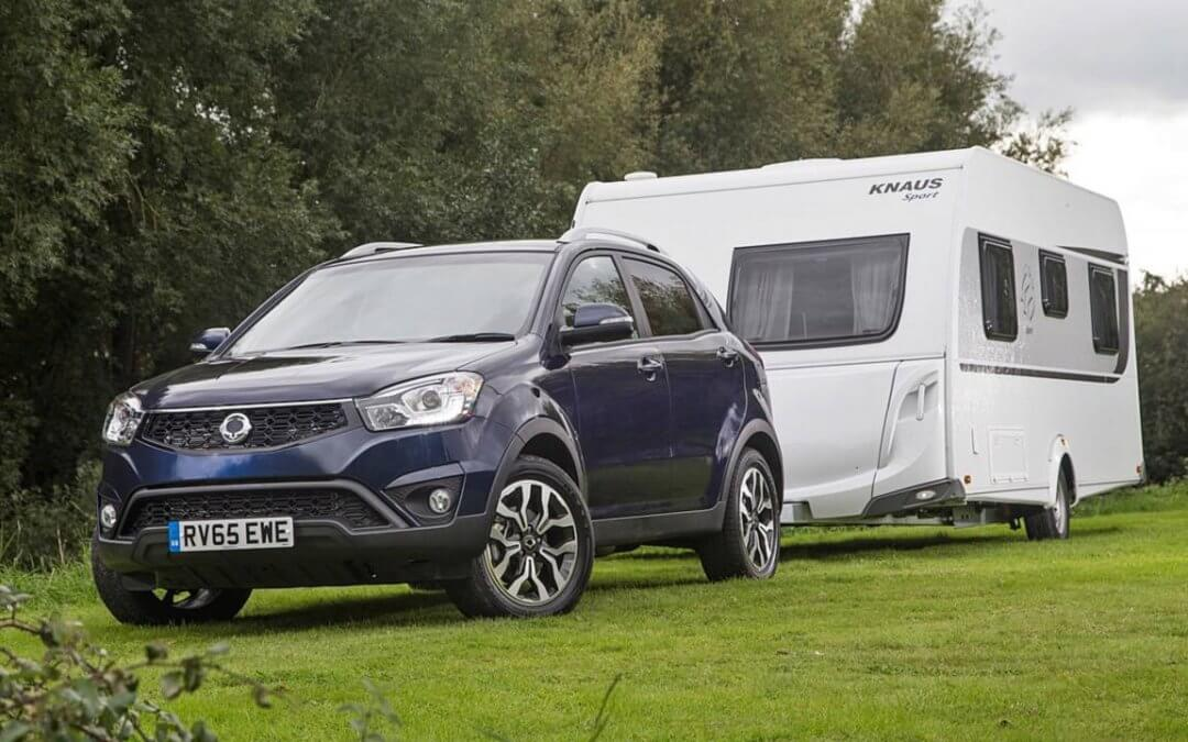Check the rules on towing caravans before your next adventure!
