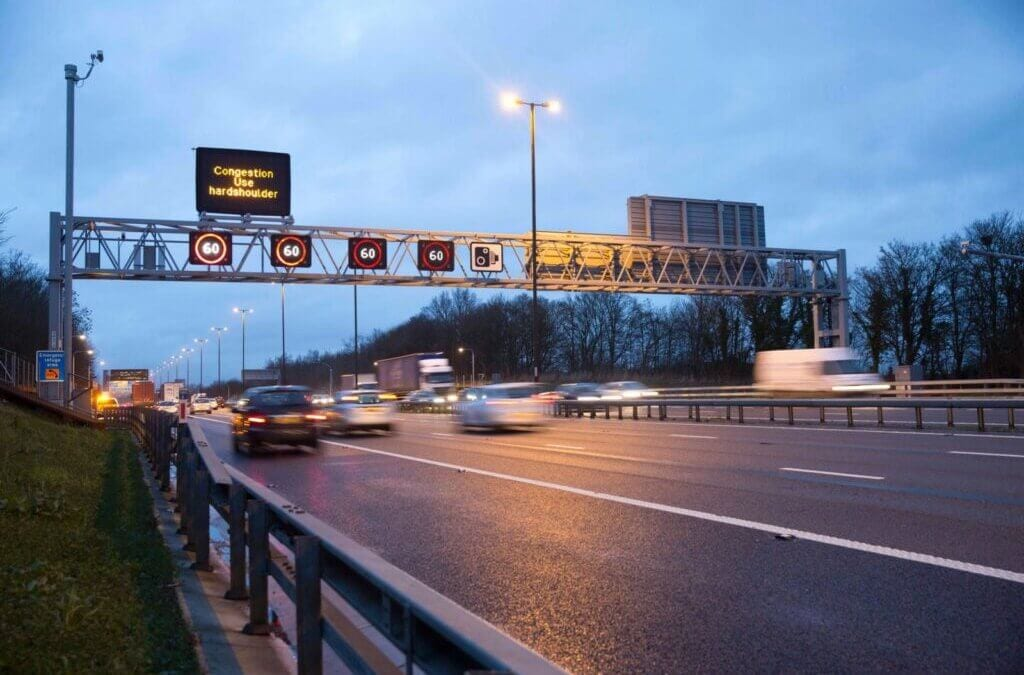 Smart motorways, what are they and how do I use them?