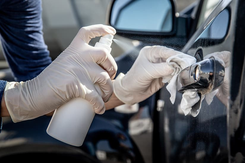 How to clean your car interior and prevent the spread of Coronavirus (COVID-19)