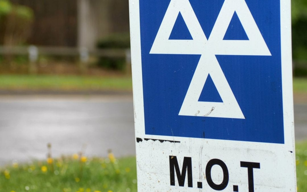 The MOT: Simple mistakes that can result in a £2500 fine, a driving ban and three penalty points.