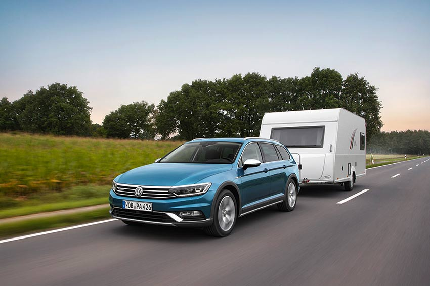 Make sure you do not break the rules when towing a caravan this summer.